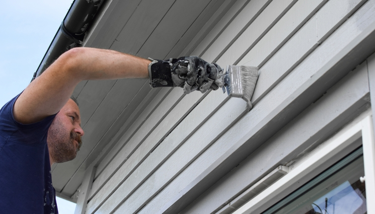 Benefits of Painting Your Home's Exterior
