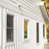 Horizontal vs Vertical Siding