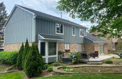 Novi Home With James Hardie Siding & New Roof