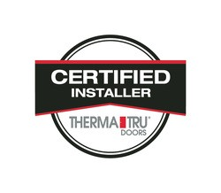 Certified-Installer-Therma-Tru-Doors-Logo