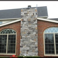 Stone Accent Adds Texture